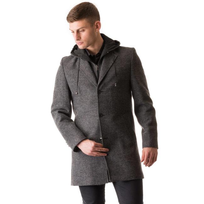 Ανδρικό παλτό Sartori